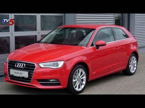 Test Drive : AUDI A3 2014 | Safety features and Interior comfort : TV5 News