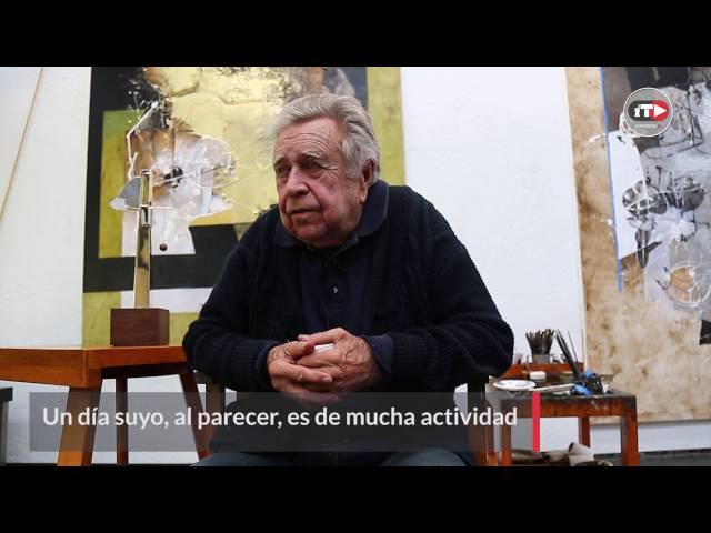 Manuel Felguérez, la Ruptura y Tane