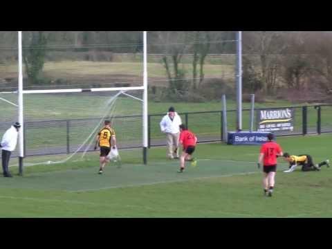 Truagh Goals in Ulster U-21 Semi