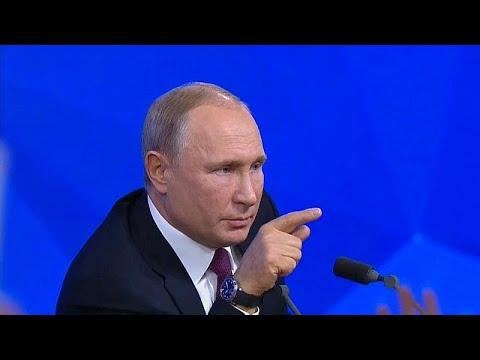 Ο Πούτιν απαντά στο euronews