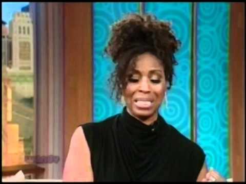 Pauletta Washington on The Wendy Williams Show 1-28-2011