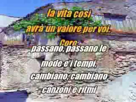, title : 'Torno sui miei passi, Adriano Celentano e poerio alfredo video karaoke'