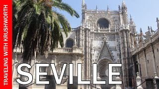 Seville Spain  City new picture : Visit Seville Spain tourism video travel guide
