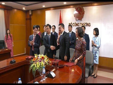 Ký kết Biên bản ghi nhớ hợp tác giữa Bộ Công Thương và Công ty TNHH Mega Market Việt Nam