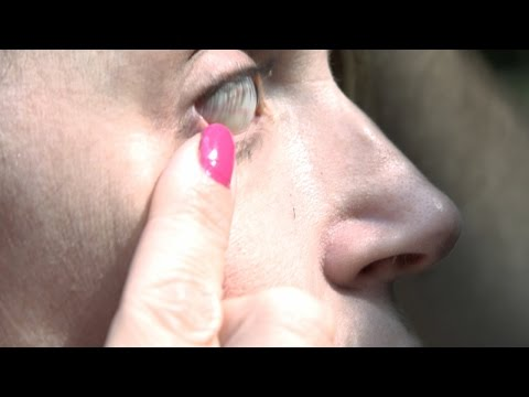 Ever Feel Like There's Something In Your Eye? | Monsters Inside Me