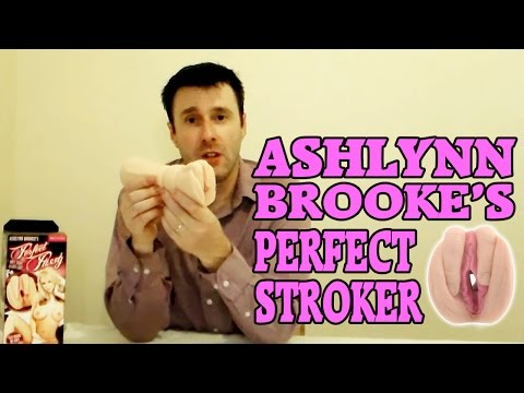 Best Pocket Pussy Review | Most Realistic Male Stroker Molded from Ashlynn Brooke's Vagina! (видео)
