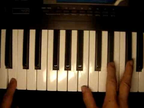 Piano Cheats » Blog Archive » Washed By The Water