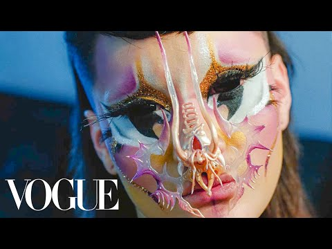 Inside Hungry's Extreme Beauty Routine | Vogue