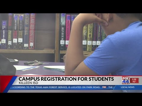 killeen isd registration