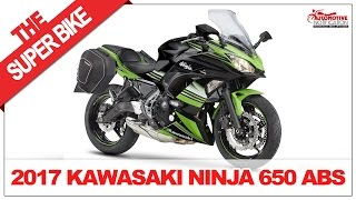 4. 2017 Kawasaki Ninja 650 ABS Price Specification Review