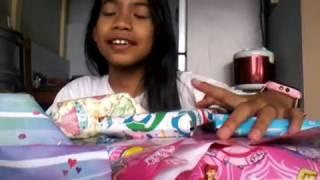 Video Buka - buka Kado ultah !!! MP3, 3GP, MP4, WEBM, AVI, FLV April 2019