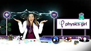 Physics Girl is a channel created by Dianna Cowern about physics, astronomy and science-related topics. The show features fun DIY demos, unusual and cutting-edge research, space, and expert interviews!