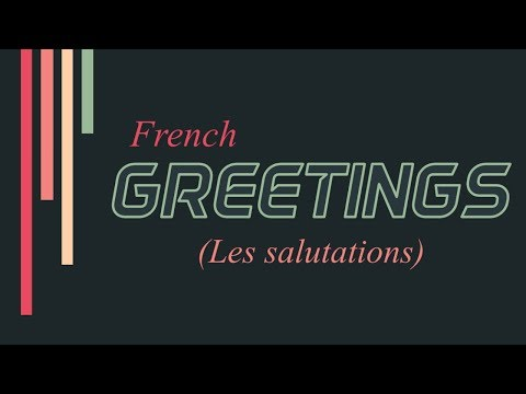 Search results for fine french lesson 3 youtube latest mp3 music learn french greetings essential french lesson for beginners m4hsunfo