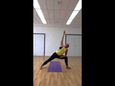 Basic Yoga - Strength