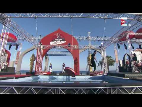 التسرع يخرج مشترك مصري من سباق Ninja Warrior بالعربي