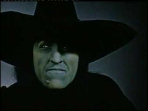 Margaret Hamilton - Can you guess what this is (screen test Magicien d'Oz)