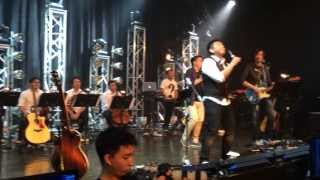 Pharrell Williams - HAPPY ( Video Covering by : Sidney Mohede ) - LIVE from THE RESCUE