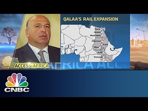 Can Africa Have A Continental Railway System?   Access Africa