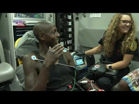 #FirstRespondersLive  Season 1 Episode 2 - Paramedics Assist Man Shot In Genitals