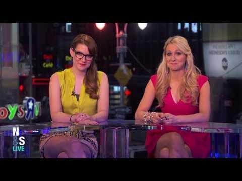 Nikki & Sara at the 2013 MTV Movie Awards