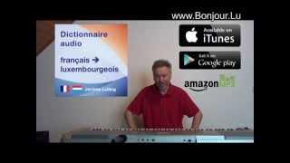Jerome Lulling plays piano. Récital de piano. petit concert pour apprendre le luxembourgeois http://www.bonjour.lu ...