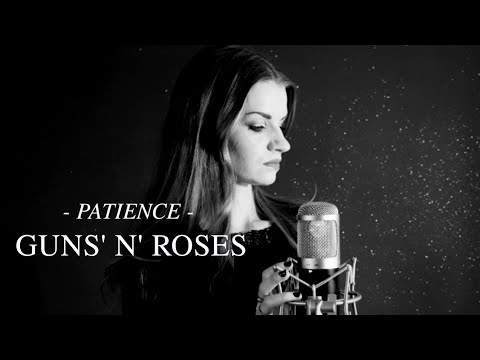 """Guns N' Roses  """"Patience"""" Cover by Diary of Madaleine Music"""