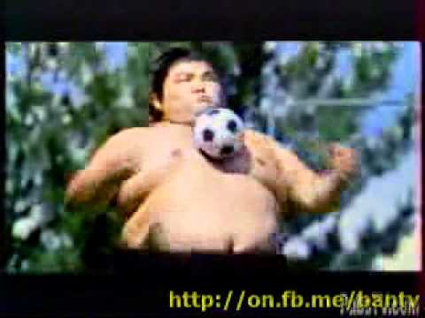 Banned Commercials - Pepsi Sumo soccer