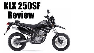 10. KLX250sf Full Review (SuperMoto)