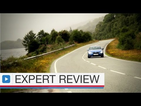 BMW 4 Series coupe  expert car review