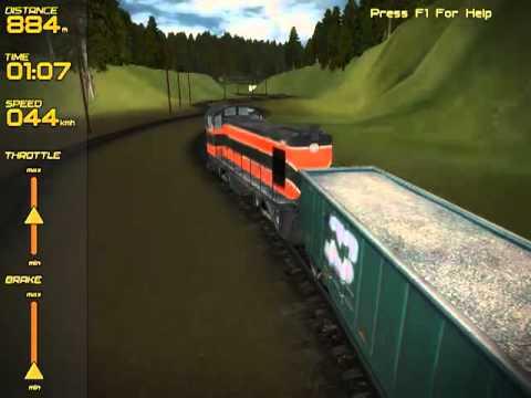 Fret Ferroviaire Simulator PC