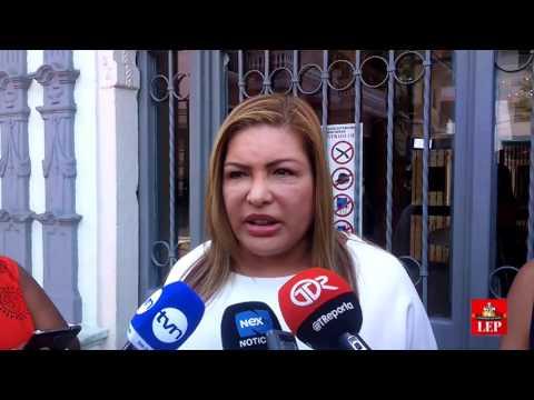 """Alma Cortés: """"Salimos como uno de los gobiernos más corruptos"""""""