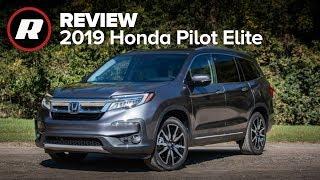 2019 Honda Pilot Elite Review: A freshened, family-focused hauler by Roadshow