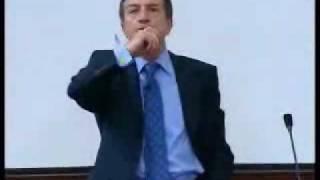 OSMAN PAMUKOĞLU konferans istanbul universitesi bolum 3