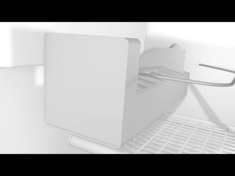 How Does A Refrigerator Ice Maker Work? — Appliance Repair