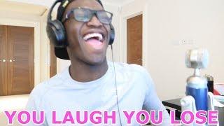 Video YOU LAUGH YOU LOSE MP3, 3GP, MP4, WEBM, AVI, FLV Maret 2019
