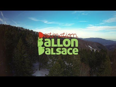 Destination Ballon d'Alsace !