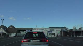 Roscoff France  City new picture : Driving Off Ferry MV Armorique Brittany Ferries Roscoff, Finistère, Brittany, France 17th April 2016