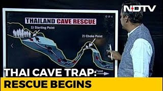 Video Watch: A Breakdown Of Rescue Team's Plan To Evacuate Thai Boys From Cave MP3, 3GP, MP4, WEBM, AVI, FLV Juli 2018