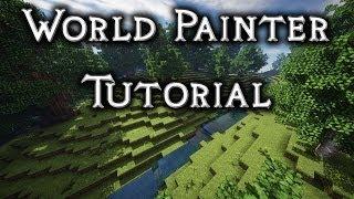 World Painter Tutorial 7 - Rivers