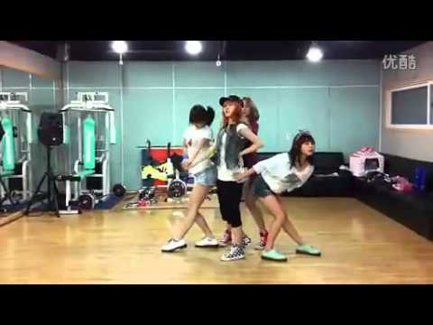 missA - miss A suzy recently uploaded a video of miss A practicing their[goodbye baby] dance on her me2day account. this video is not directly taken frm her account,...