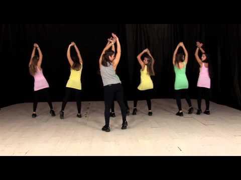 Coreografía de Zumba de Don Omar (Paso a Paso) / TKM