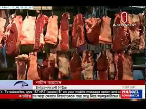Meat crunch hits city dwellers hard following strike by meat traders (17-02-2017)