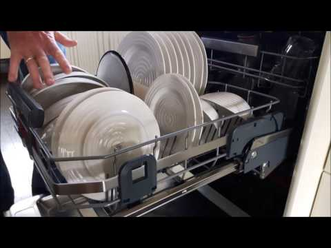Review of AEG FSS62800P Integrated Dishwasher