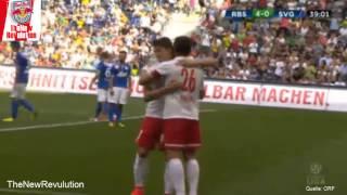Red Bull Salzburg – SV Grödig 8:0