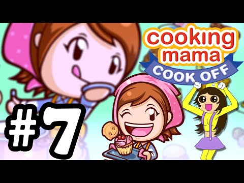 Let's Play Cooking Mama Cook Off #7 Pierogi