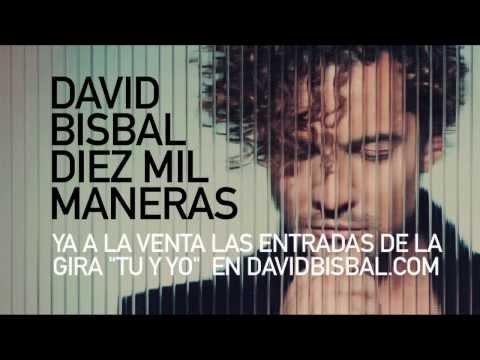 David Bisbal - Presentación Gira Internacional