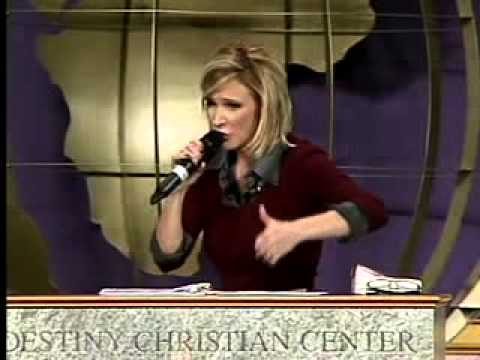 '' When you FAST - the power of fasting '' - Pastor Paula White - NDCC- 2012