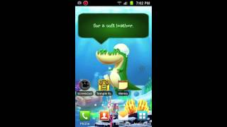 Alligator Jack Live Wallpaper YouTube video