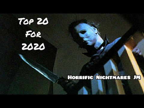 Horrific Nightmares uploaded: Top 20 for 2020- Satanists, Demon. and Devil Films