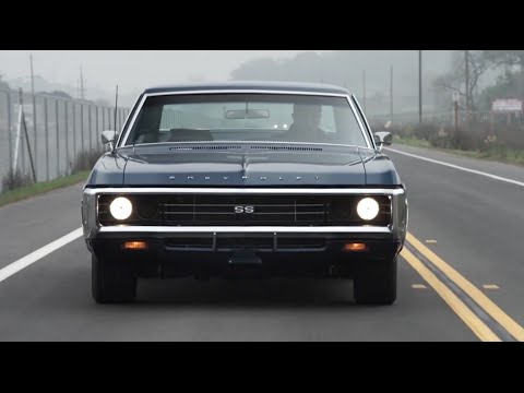 "A Chevy Impala That Defines ""Muscle Car"" - /BIG MUSCLE"